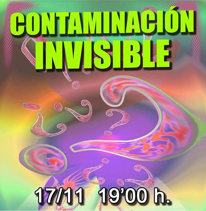 Conferencia Contaminación Invisible